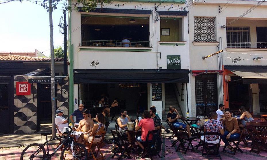 Baixo Pinheiros Bar