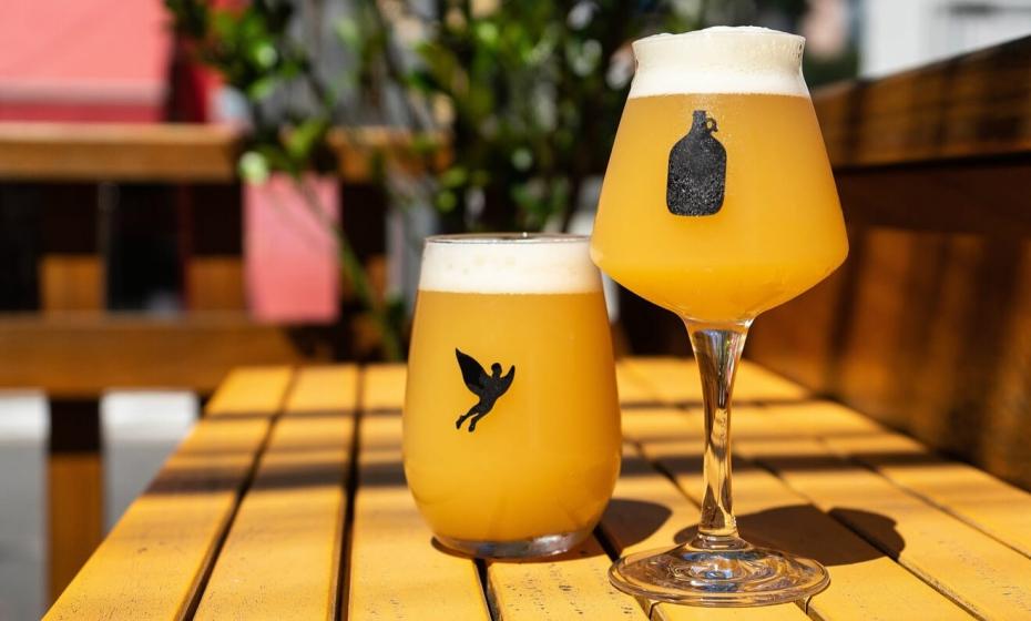 Trilha Cervejaria